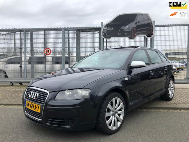 Audi A3 Sportback occasion - Van Wanrooy Auto's