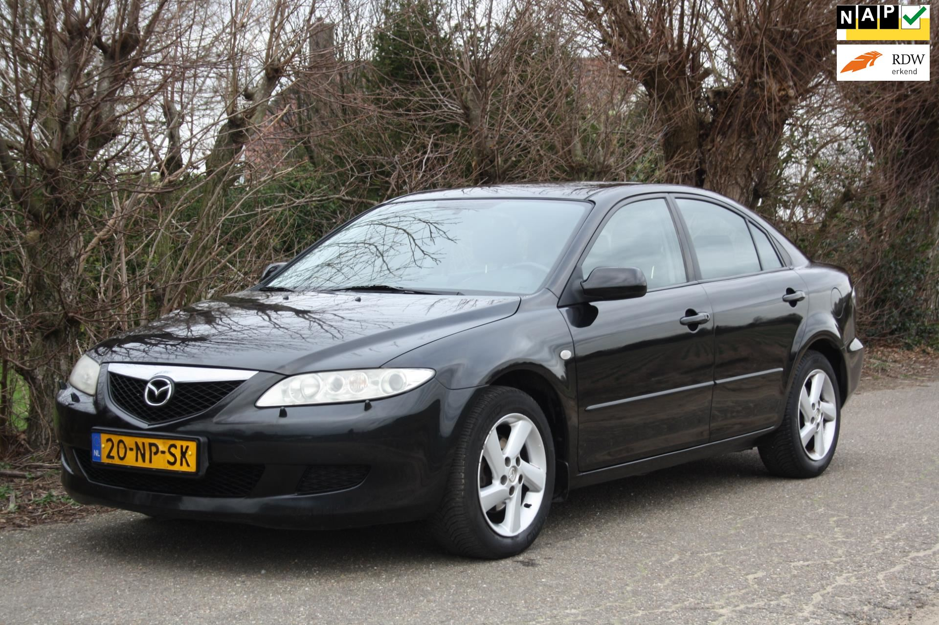 Mazda 6 Sport occasion - Favoriet Occasions