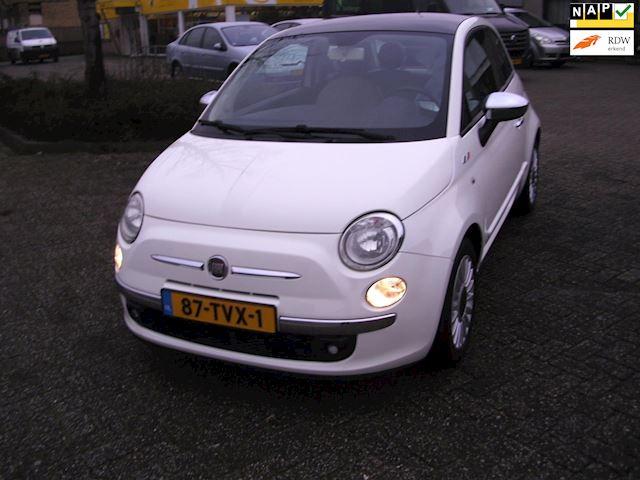 Fiat 500 occasion - Garage H. Aarden