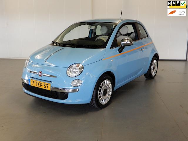 Fiat 500 occasion - Autohuis Oosterhout