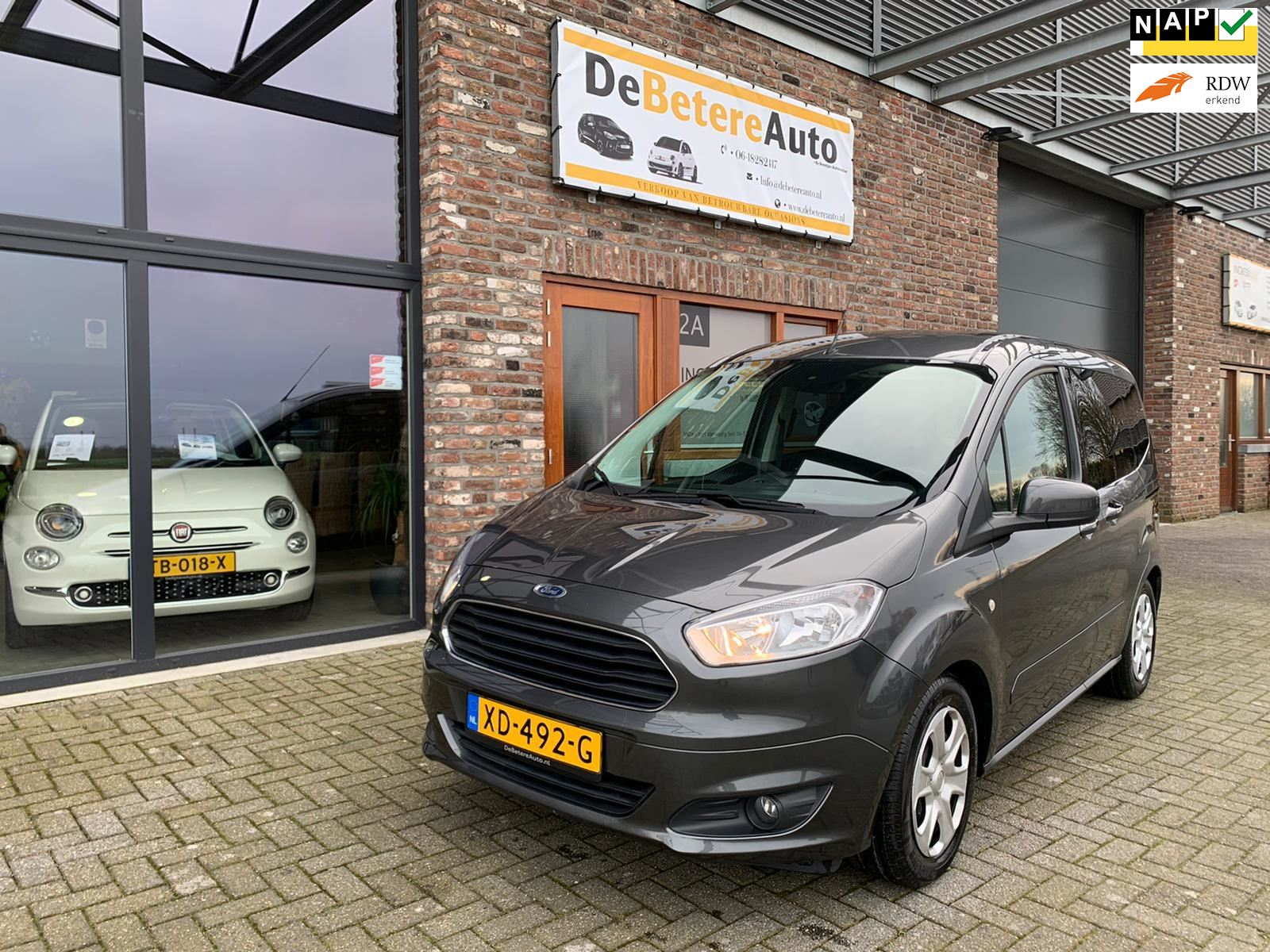 Ford Tourneo Courier occasion - DeBetereAuto