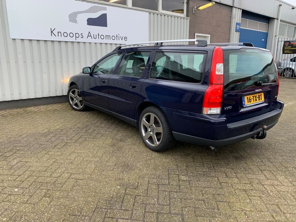 volvo v70  24 edition 7 persoons 2e eig nw apk keuring