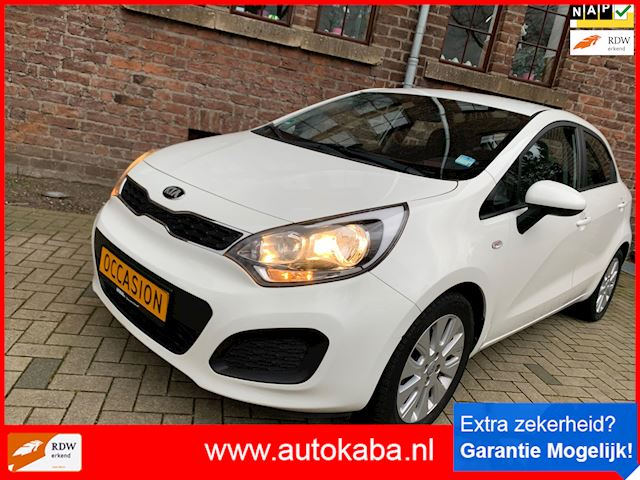 Kia Rio 1.4 CVVT Plus Pack Super Occasion Check Gauw