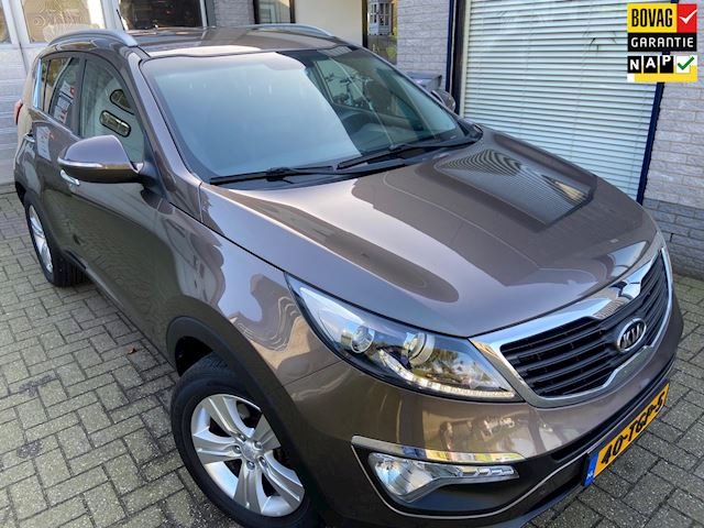 Kia Sportage 1.6 GDI X-ecutive Plus Pack Camera/Navigatie/H.Leer/Clima/Cruise/Led