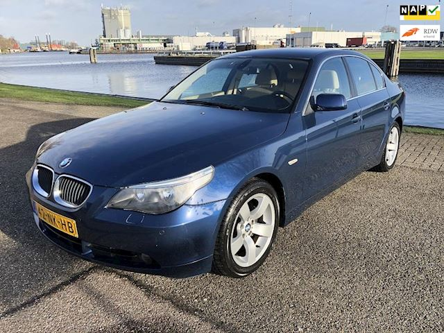 BMW 5-serie 530i Executive Aut/LPG-G3/Leder/navi/Youngtimer