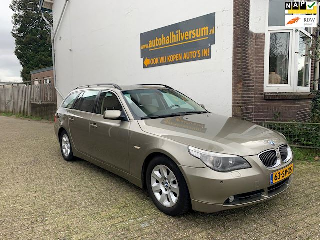 BMW 5-serie Touring occasion - Autohal Hilversum