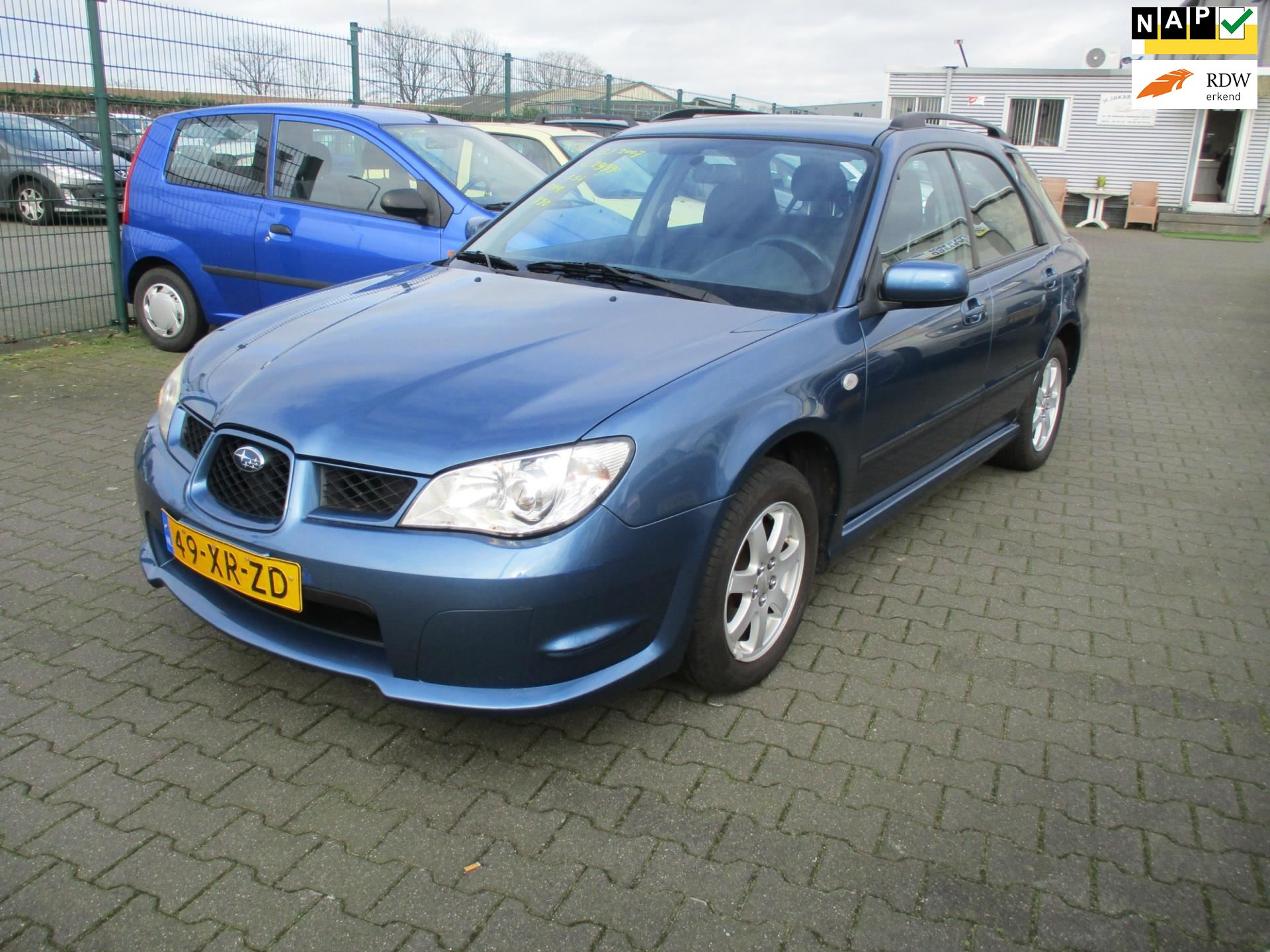 Subaru Impreza Plus occasion - Harry Jakab Auto's