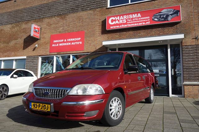 Ford USA Windstar 3.8 V6 SE |7 Pers.|PDC|Autom.