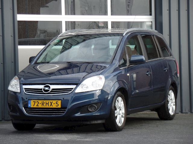 Opel Zafira 1.8 Cosmo Leder Climatecontrol Cruisecontrol Pdc Trekhaak