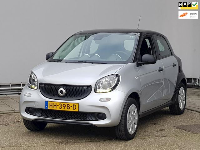 Smart Forfour 1.0 Pure 29.000 km NAP.