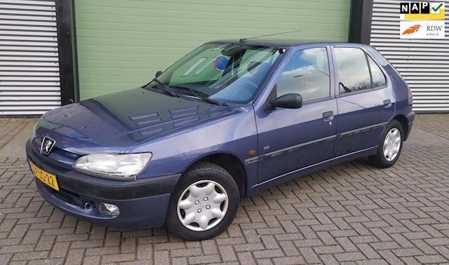 Peugeot 306 1.4 S 5DRS 1998 Blauw NAP*APK*ELEK.PAKKET