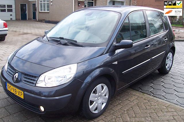 Renault Scénic 2.0-16V Expression Luxe Airco.cruise.trekhaak.Apk tot 02-08-2021