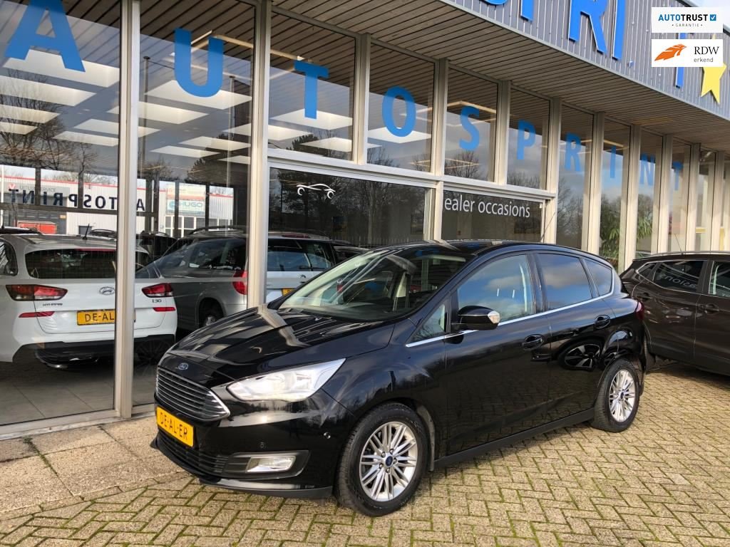 Ford C-Max occasion - Sprint Automobiel