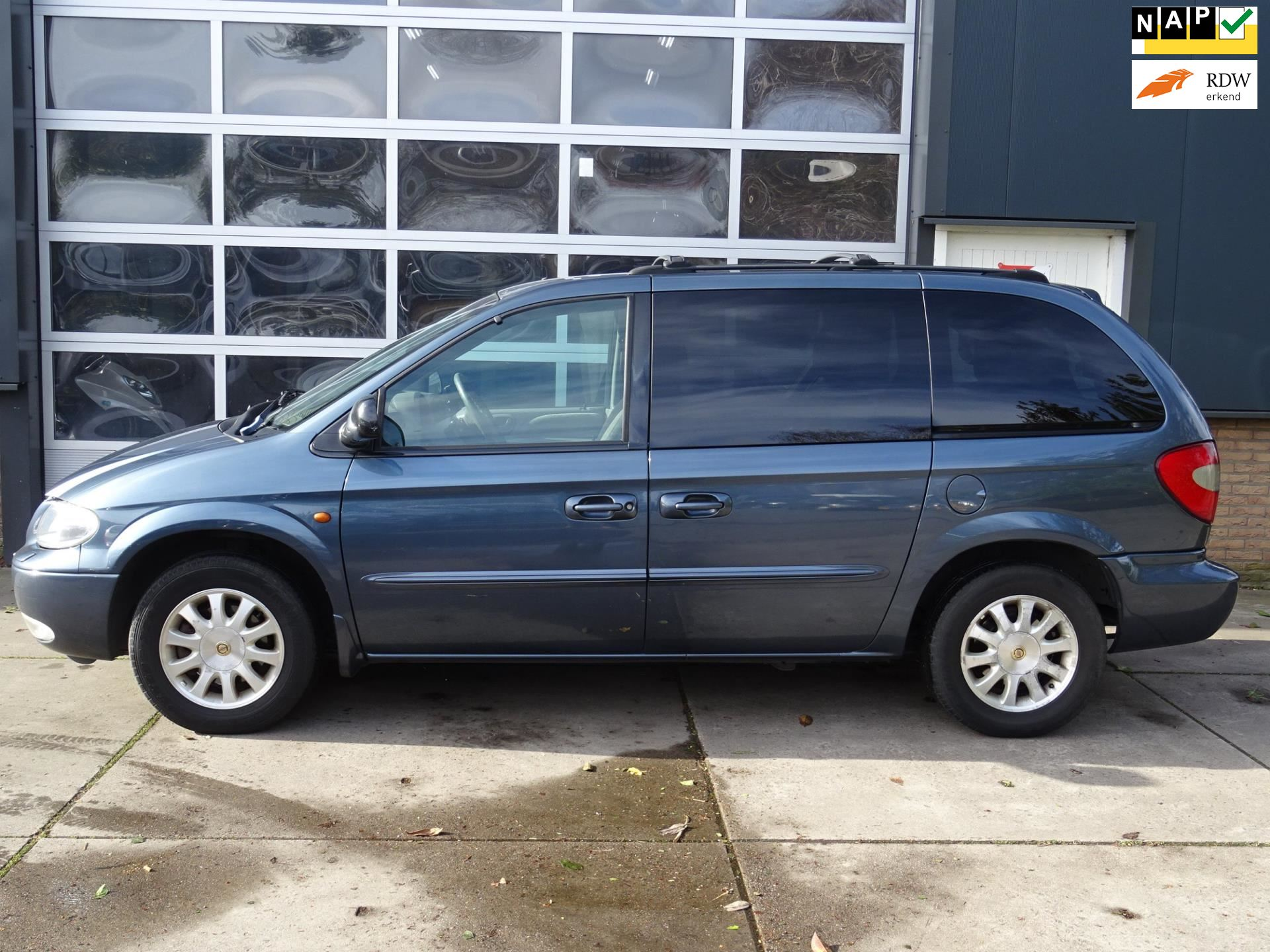 Chrysler Voyager occasion - Autobedrijf Boss