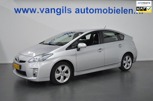 Toyota Prius 1.8 Dynamic AUT,Head-up, Leder, Navi, Camera, 1e eigenaar