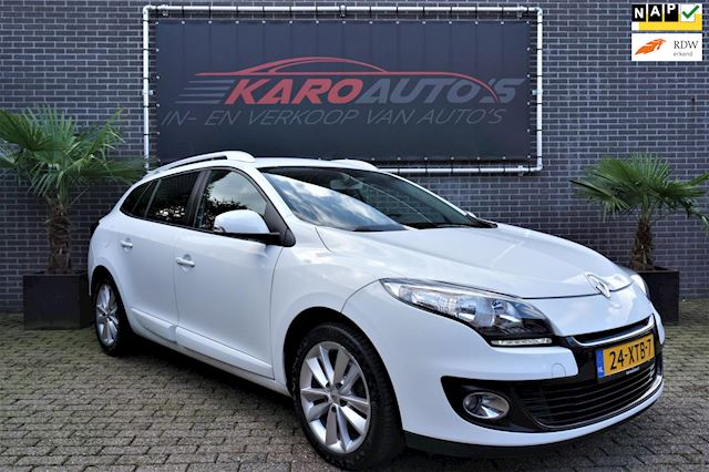 Renault Mégane Estate 1.5 dCi Navi Clima Cruise Trekh Pdc Lm