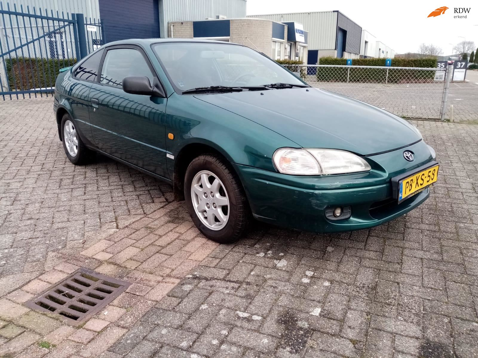 Toyota Paseo occasion - LuCars