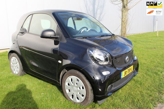 Smart Fortwo 1.0 Pure automaat airco