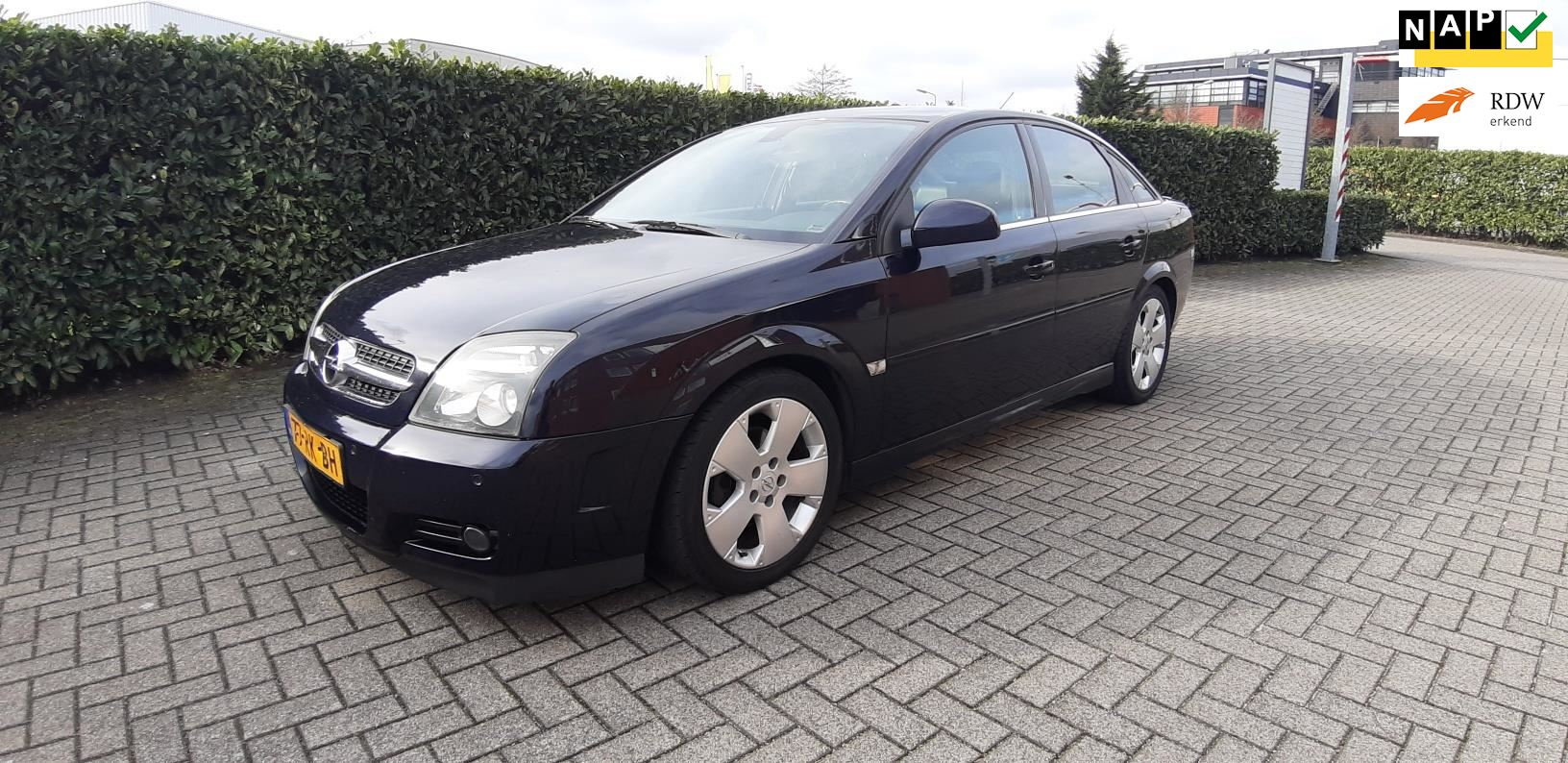 Opel Vectra GTS occasion - YoungTimersHolland