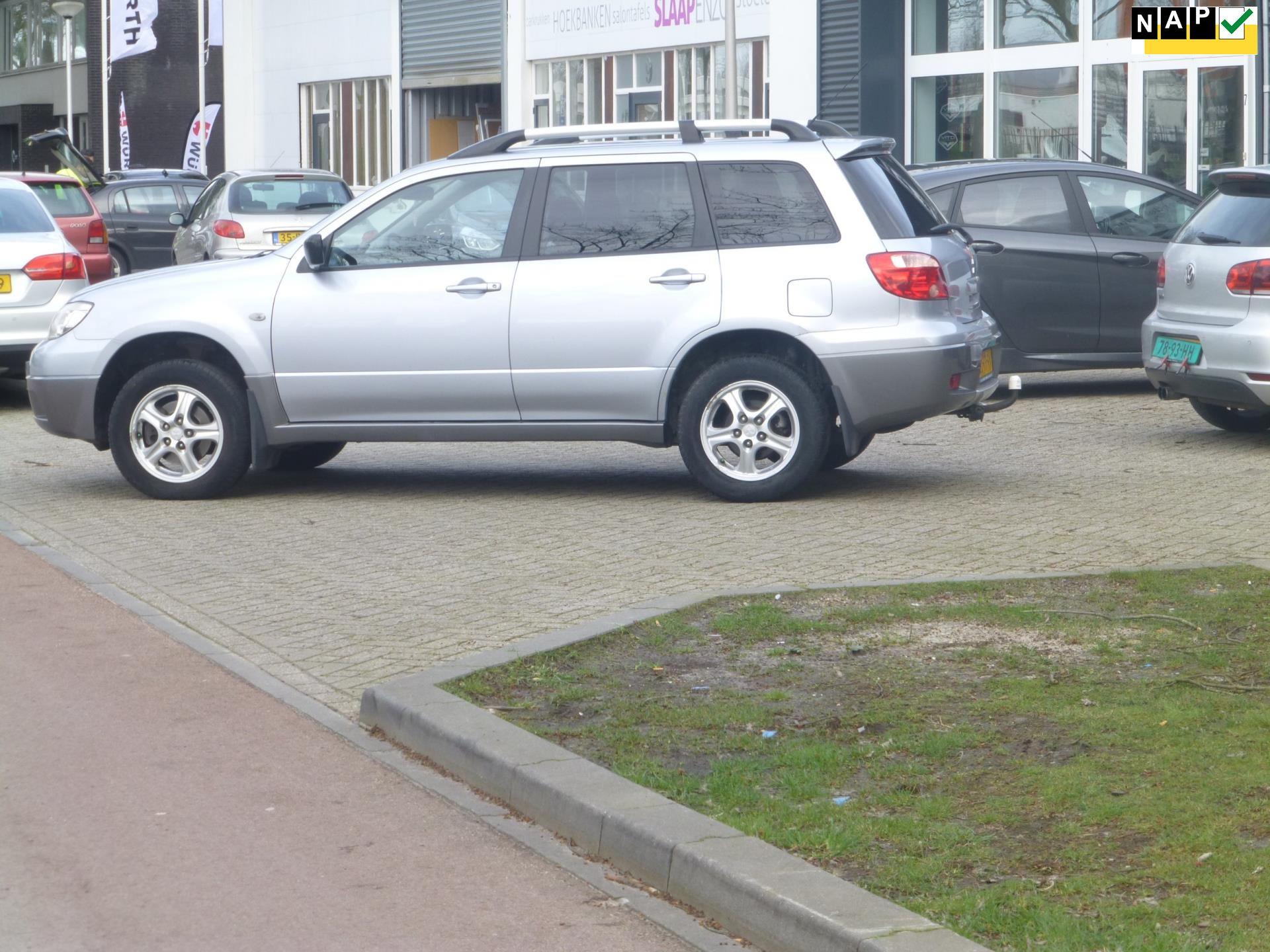 Mitsubishi Outlander occasion - Autohandel Prins