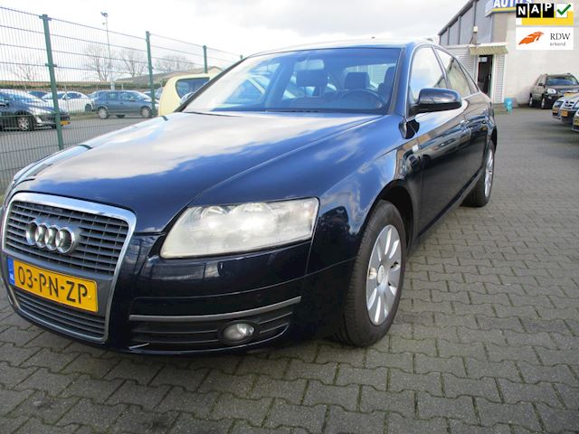 Audi A6 occasion - Harry Jakab Auto's