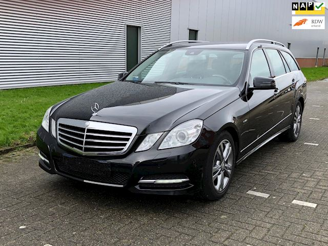 Mercedes-Benz E-klasse Estate 220 CDI Business Class Avantgarde Navi Topconditie!!! EX BTW (taxiprijs)