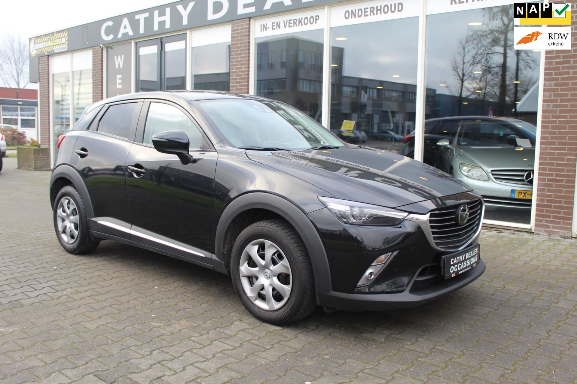 Mazda CX-3 occasion - Cathy Dealer Occasions