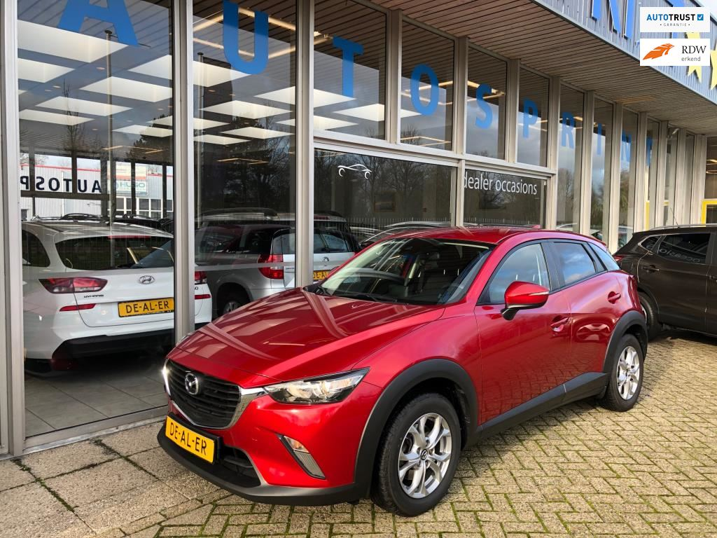 Mazda CX-3 occasion - Sprint Automobiel