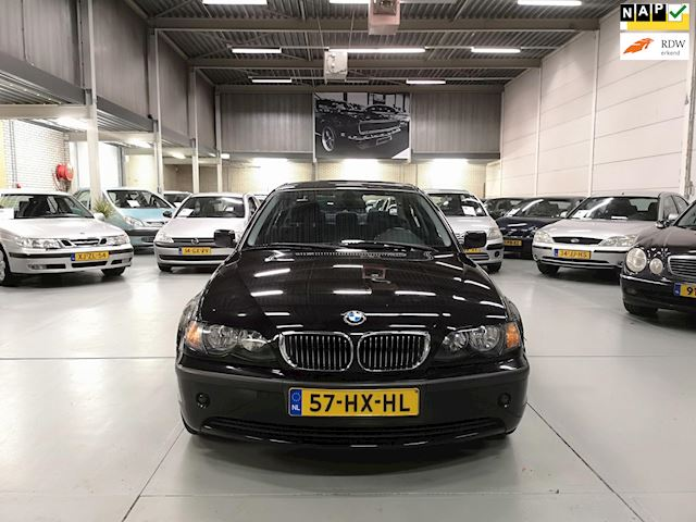 BMW 3-serie occasion - Chef Cars