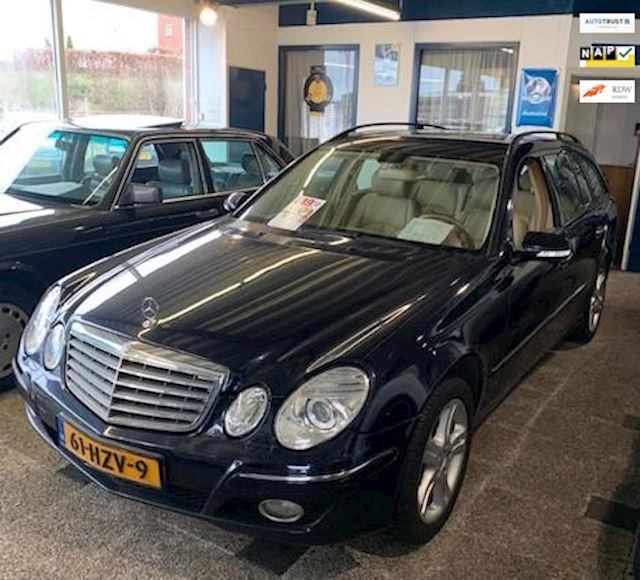 Mercedes-Benz E-klasse Estate 220 CDI Elegance Comfort