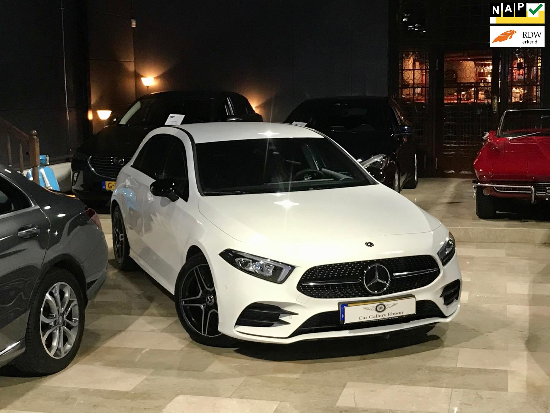 Mercedes-Benz A-klasse occasion - CarGalleryRhoon