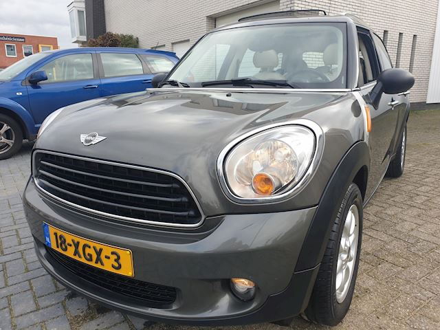 Mini Mini Countryman 1.6 One Business Line Leder Navi Panodak Clima