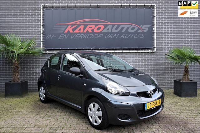 Toyota Aygo 1.0-12V Access 5-Drs Airco Parrot carkit Nwe APK