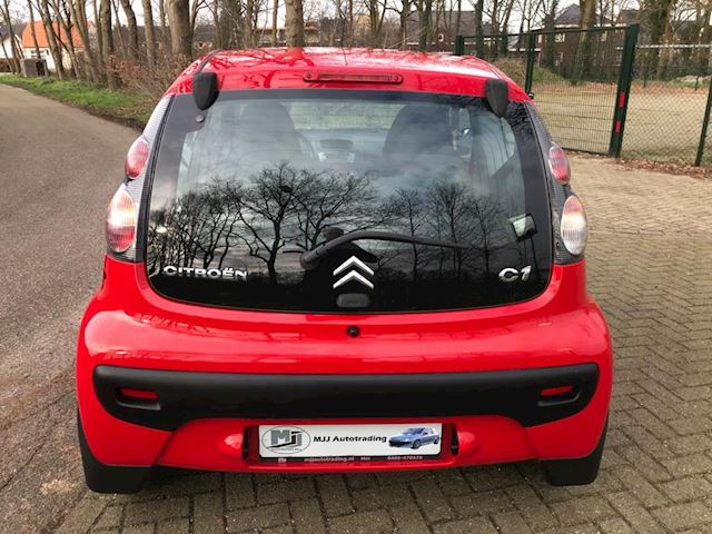 Citroen C1 1.0-12V Ambiance automaat airco 98000km