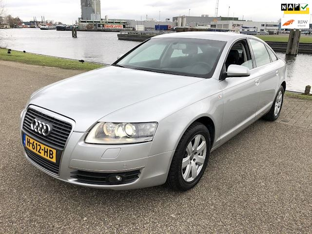 Audi A6 3.2 FSI quattro Pro Line /aut/xenon/pdc/youngtimer/nw ketting