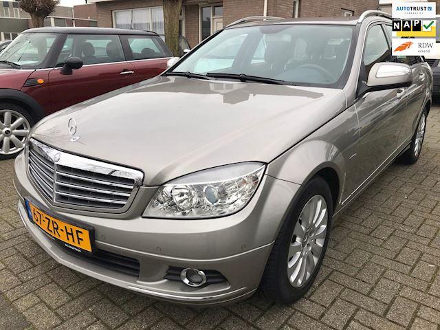 Mercedes-Benz C-klasse Estate C 200 K ELEGANCE 191.DKM AUTOMAAT ECC NAVI APK 05-05-2020
