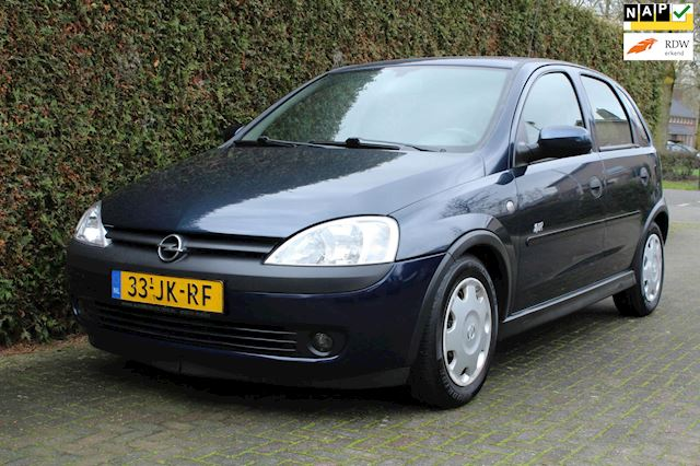 Opel Corsa occasion - Autoservice Oss