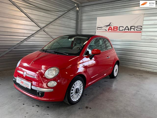 Fiat 500 occasion - AB Cars