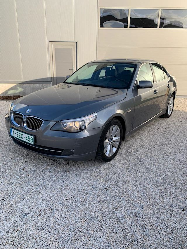 BMW 5-serie 520d Business Line 195000 km