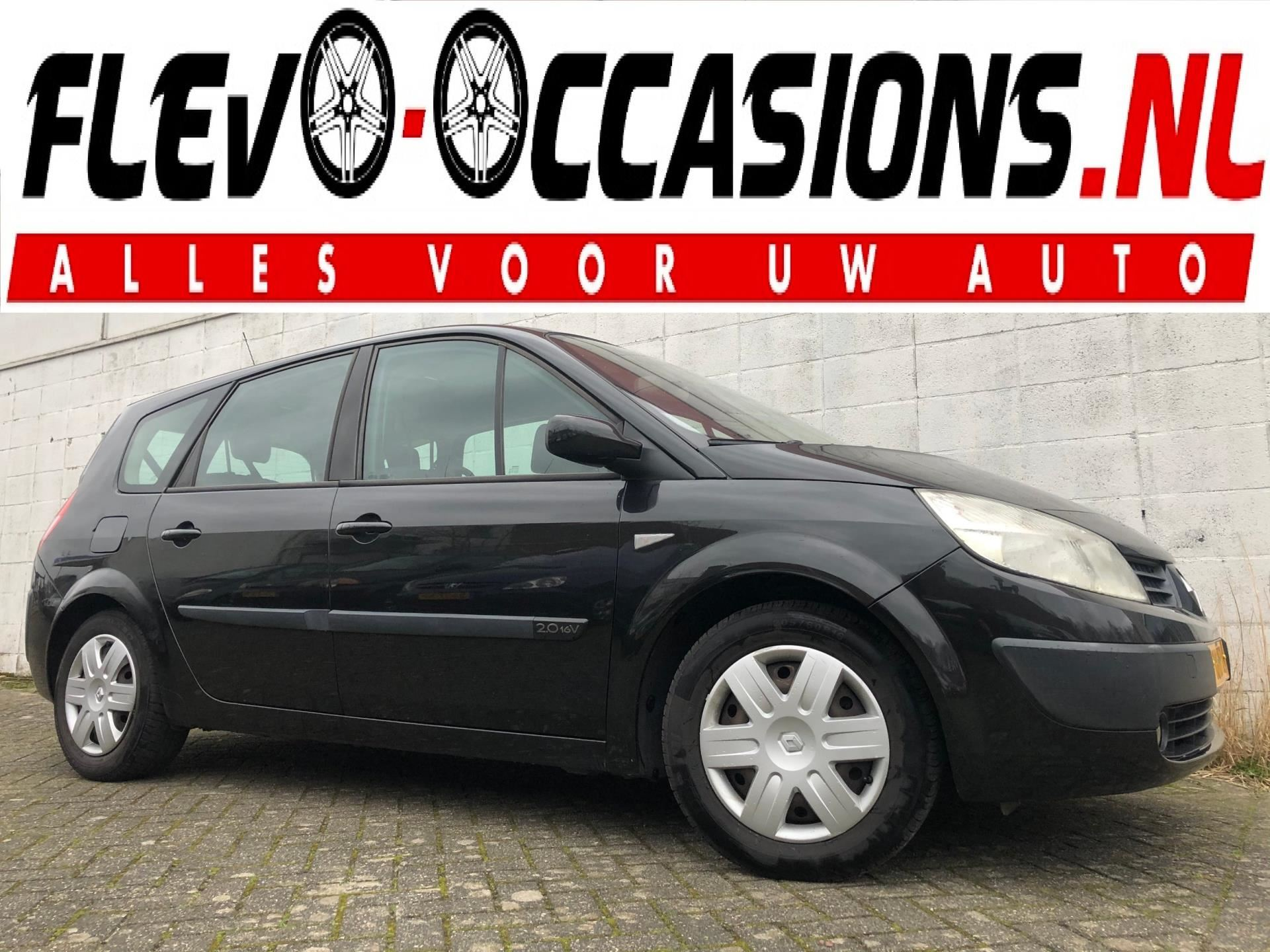 Renault Grand Scénic occasion - Flevo Occasions