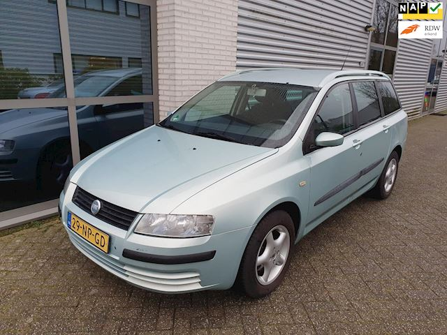 Fiat Stilo Multi Wagon 1.6-16V Active Clima, apk 02-2021, Trekhaak, Cruise controle, nap