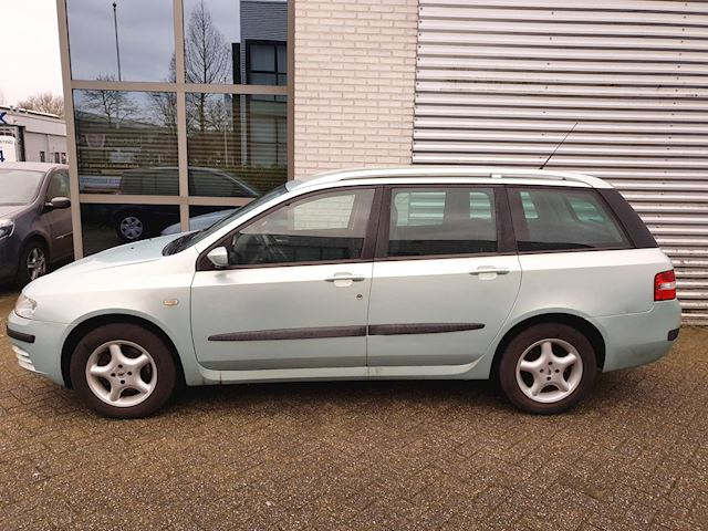 Fiat Stilo Multi Wagon 1.6-16V Active Clima,apk 02-2021,Trekhaak,Cruise controle,nap!!