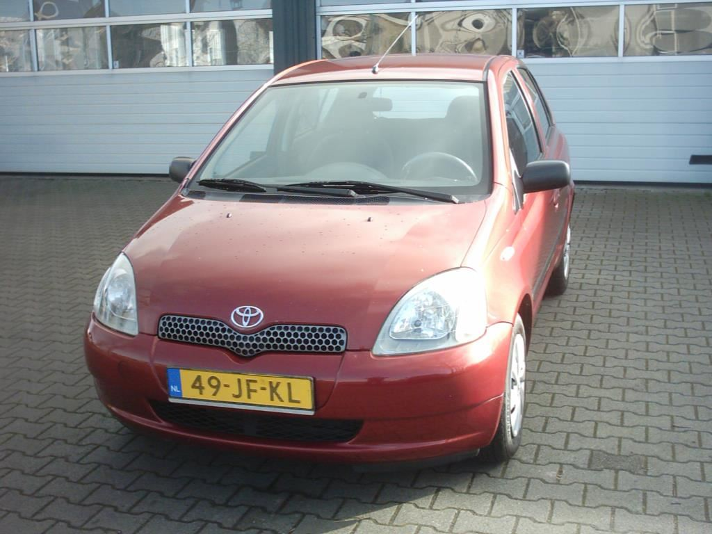 Toyota Yaris occasion - Garage H.B. Willemsen