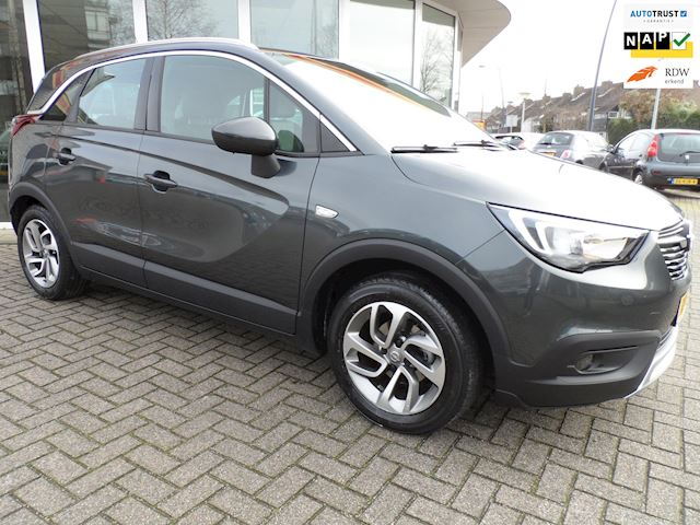 Opel Crossland X 1.2 Innovation Navigatie / Trekhaak!