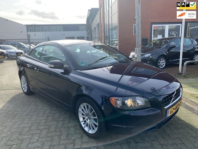 Volvo C70 Convertible 2.4 Kinetic Cruise Control, Climate Control, pdc achter, afn. Trekhaak
