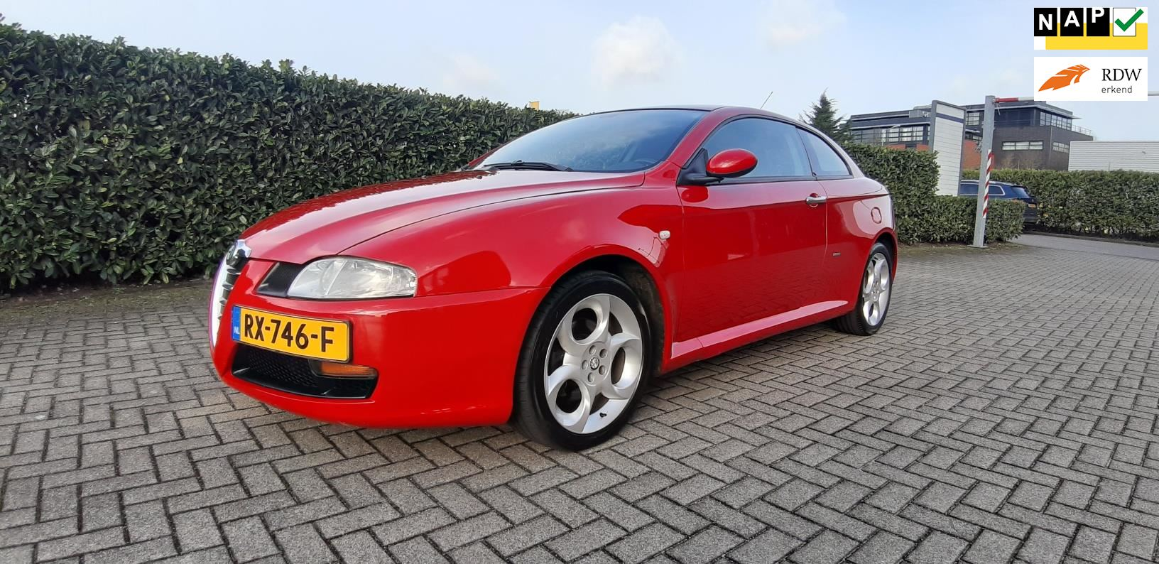 Alfa Romeo GT occasion - YoungTimersHolland