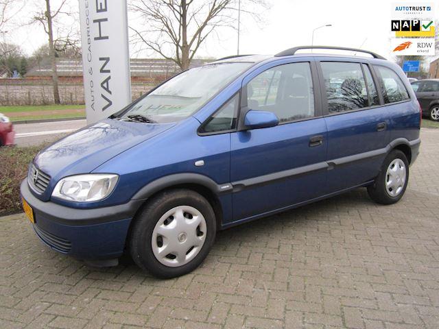 Opel Zafira 1.6-16V Comfort /7 ZITPLAATSEN/HOGE INSTAP