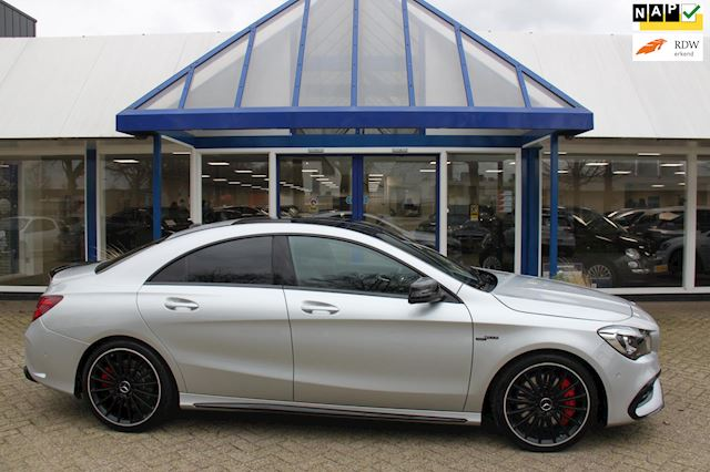 Mercedes-Benz CLA-klasse 45 AMG 4MATIC Ambition