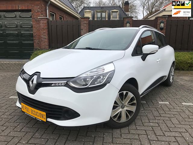 Renault Clio Estate 0.9 TCe Expression NAVI AIRCO PDC NAP !
