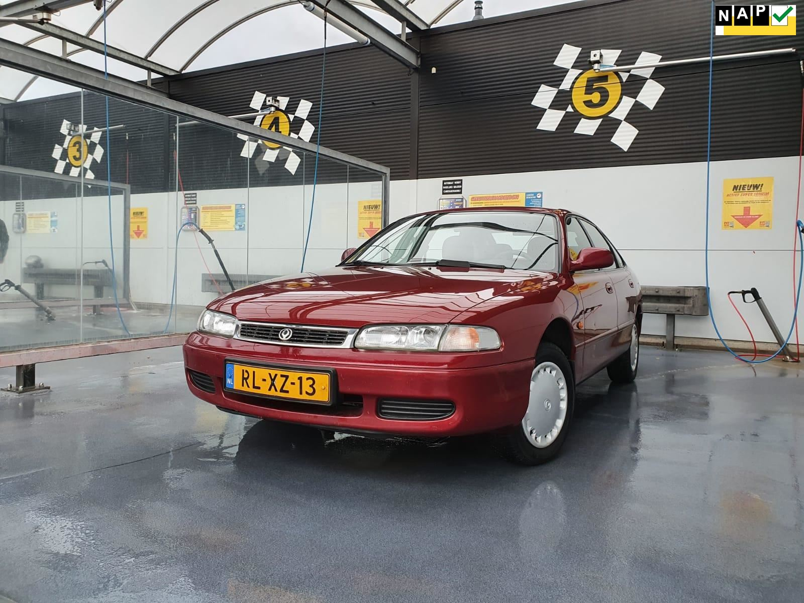 Mazda 626 occasion - Pitstop Car Trading